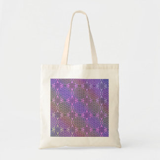 Flower of Life - stamp grunge pattern 3 Bags