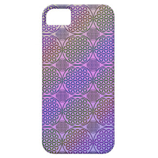 Flower of Life - stamp grunge pattern 3 Case For iPhone 5/5S