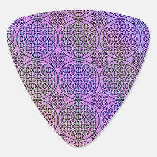 Flower of Life - stamp grunge pattern 3 Pick