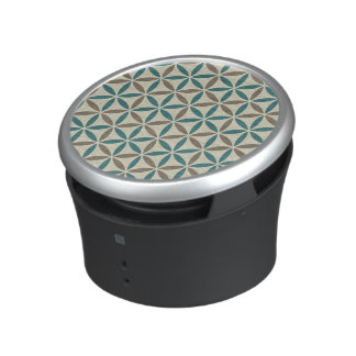 Flower of Life - stamp pattern - BG 1 Speaker