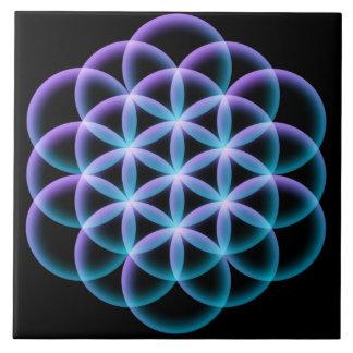 Flower of Life Tile