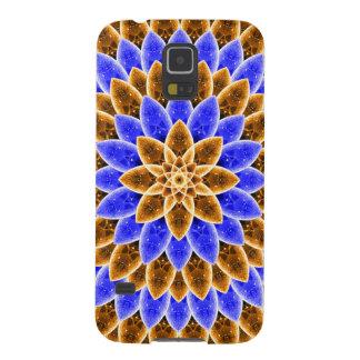 Flower of Light Mandala Galaxy S5 Case
