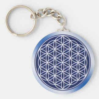 Flower Of Live / heaven Key Ring