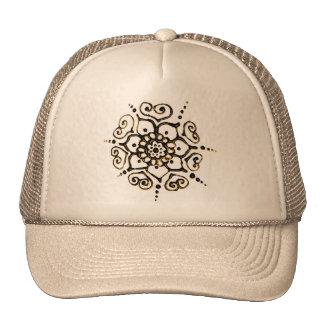 Flower Of Love (Henna) (Golden) Cap