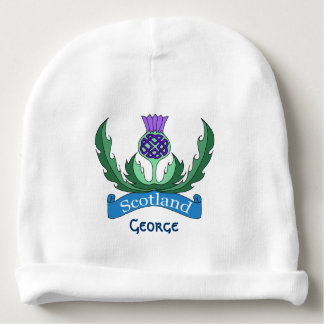 Flower of Scotland Baby Hat Baby Beanie