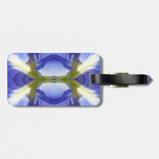 Flower of Scotland Luggage Tag