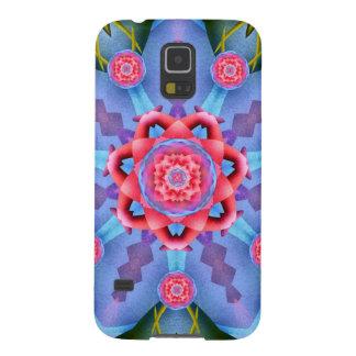 Flower of Sevens Mandala Galaxy S5 Cases