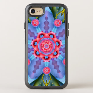 Flower of Sevens Mandala OtterBox Symmetry iPhone 8/7 Case