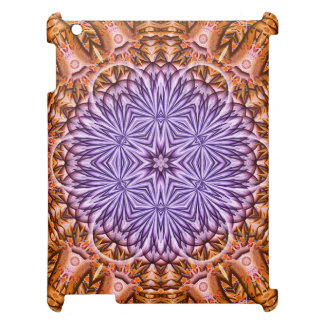 Flower of Time Mandala Cover For The iPad 2 3 4