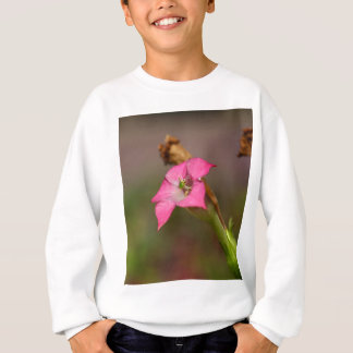 Flower of tobacco (Nicotiana tabacum) Sweatshirt