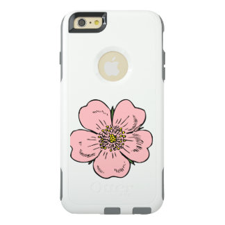Flower OtterBox iPhone 6/6s Plus Case
