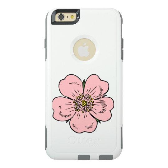 Flower OtterBox iPhone 6/6s Plus Case