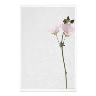 flower paper bedrucktes papier