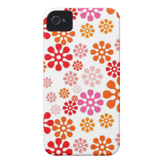 Flower Parade iPhone 4 Case
