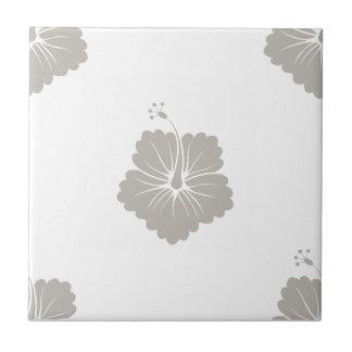 Flower Pattern 3 Aluminum Tiles