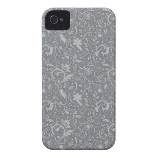Flower Pattern Blackberry Bold Case