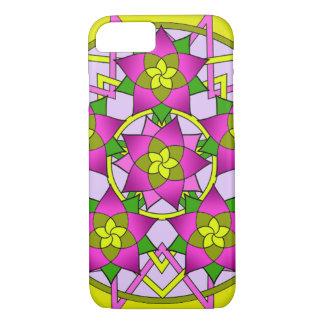 Flower pattern Iphone case. iPhone 7 Case