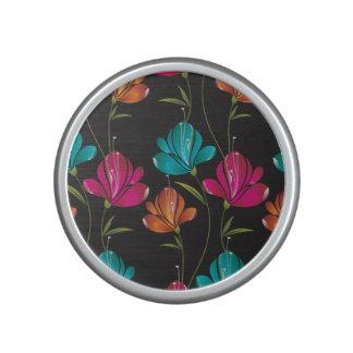 Flower Pattern Two Bluetooth Speaker