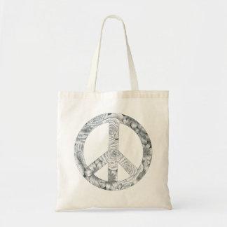 Flower Peace Bag