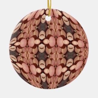 Flower Pedals Globe Christmas Ornament