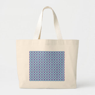 Flower Petal Cross Canvas Bag