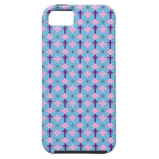 Flower Petal Cross iPhone 5/5S Case
