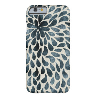 Flower Petals Abstract Texture Modern Pattern Barely There iPhone 6 Case