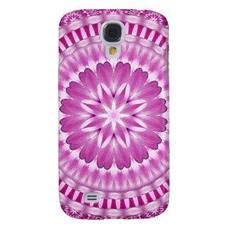 Flower Petals Mandala Galaxy S4 Covers