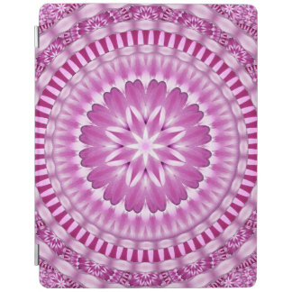 Flower Petals Mandala iPad Cover
