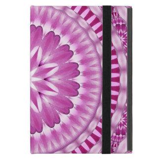 Flower Petals Mandala iPad Mini Cases