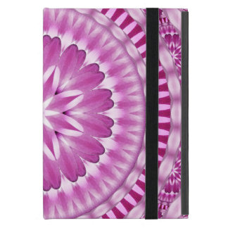 Flower Petals Mandala iPad Mini Cover