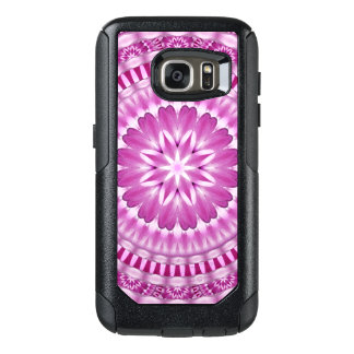 Flower Petals Mandala OtterBox Samsung Galaxy S7 Case