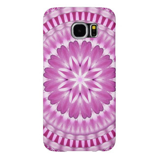 Flower Petals Mandala Samsung Galaxy S6 Cases