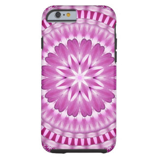 Flower Petals Mandala Tough iPhone 6 Case