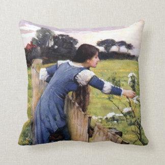 Flower Picker American MoJo Pillow Throw Cushions