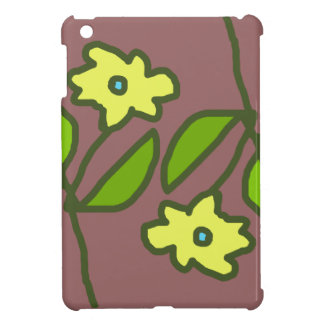 flower picture case for the iPad mini