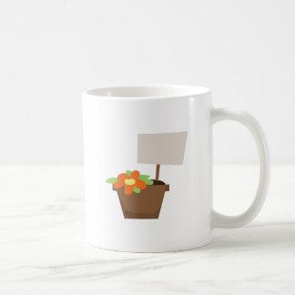 Flower Planter Mugs