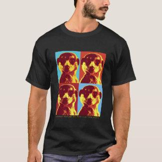 Flower PopArt Ladies T-Shirt