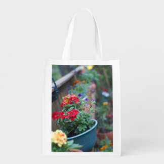 flower pot store bag