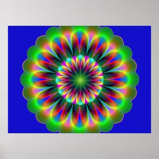 Flower Power5 Poster