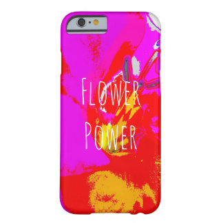 Flower power abstract phone case