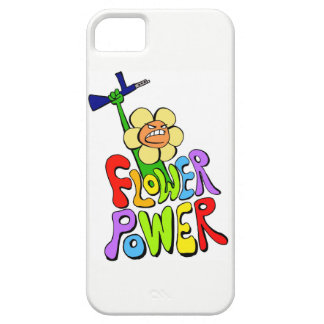 Flower power barely there iPhone 5 case