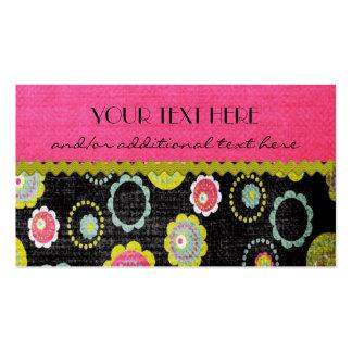 Flower Power Business Card