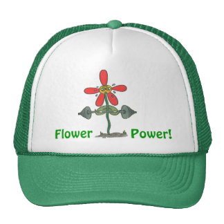 Flower Power! Cap