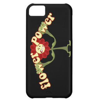 Flower Power iPhone 5C Cover