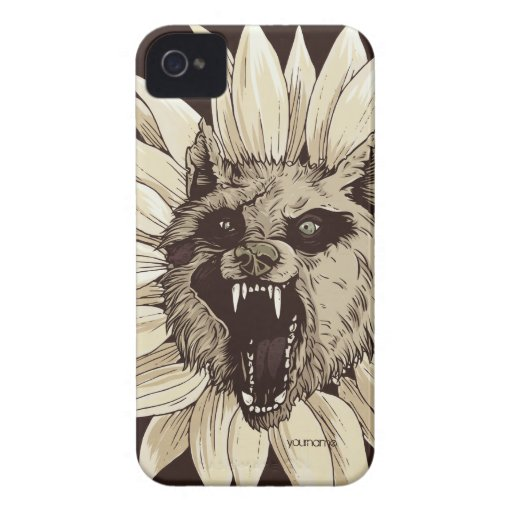 Flower Power Blackberry Bold Case
