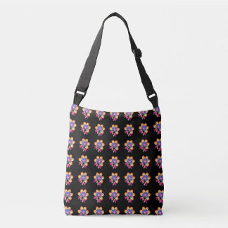 Flower power... ;) crossbody bag