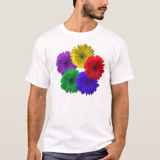 Flower Power Daisy Tee