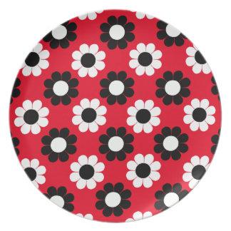 Flower Power Dinner Plate