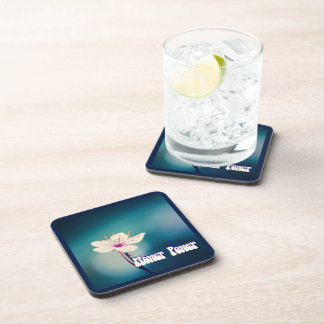 Flower Power Drink Coaster